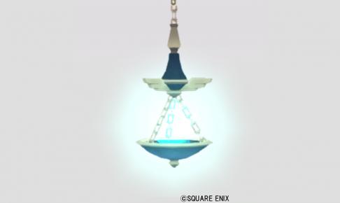 魔塔の飾り吊りランプ