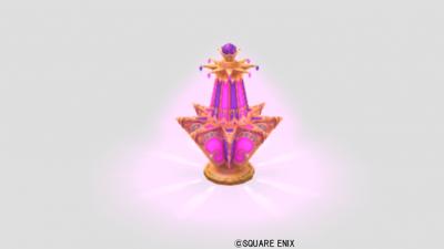 占い師の星型ライト