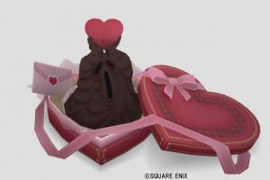チョコヌーバの像