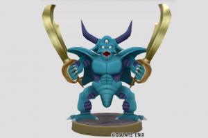 地獄の帝王の立像