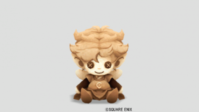 セピアのエルフの人形・男