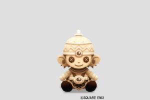 セピアのドワーフの人形・男