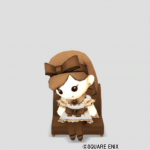 セピアのリゼロッタ人形