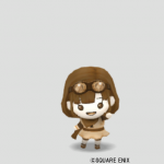 セピアのセラフィ人形