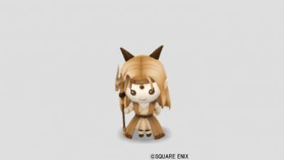 セピアのエステラ人形
