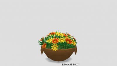 お花の鉢植え・家用