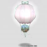 フラワーの気球・桃