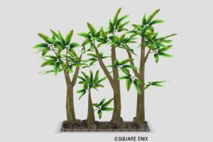 魔塔の観葉植物
