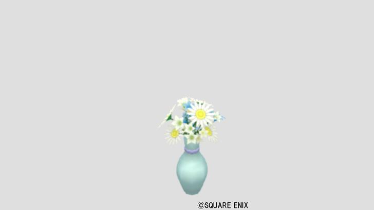 花の生けられた花瓶