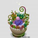 植物学者の鉢植え