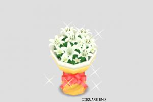 バニラの花束