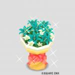 エメラルドの花束