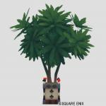 トランプ柄の植木鉢・黒