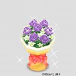 アメジストの花束