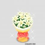 ゴールドの花束