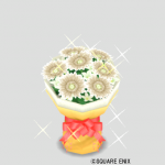 クレイの花束