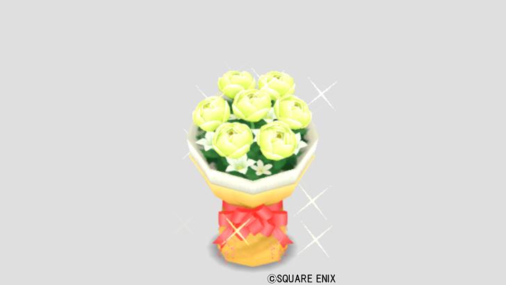レタスの花束
