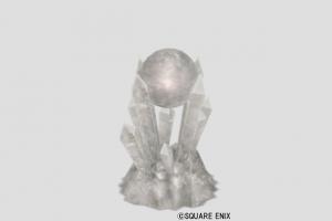 水晶の置物