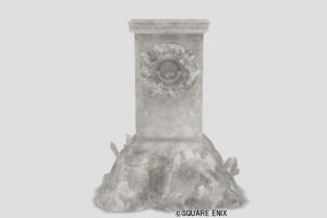 水晶の時計