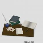 書斎の筆記具セット