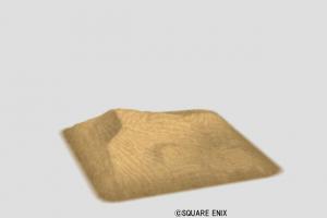 砂丘のカーペット