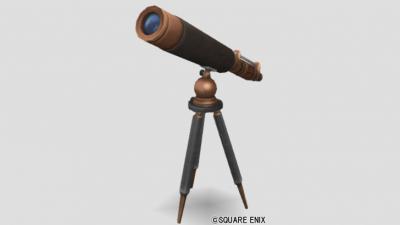 天体望遠鏡・茶