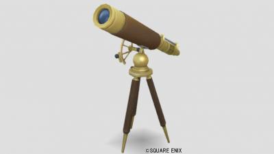 天体望遠鏡・金