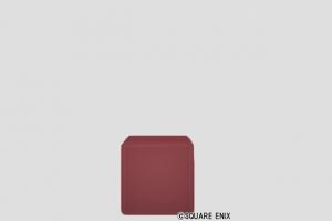 1段ブロック・赤