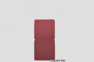 2段ブロック・赤