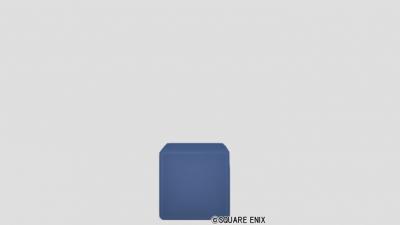 1段ブロック・青