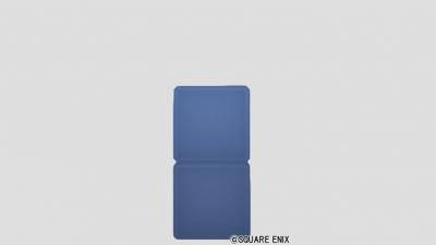 2段ブロック・青