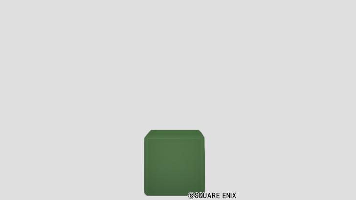 1段ブロック・緑