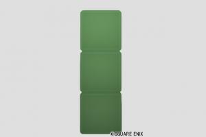 3段ブロック・緑