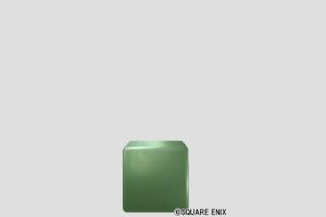 1段ブロック・メタル緑