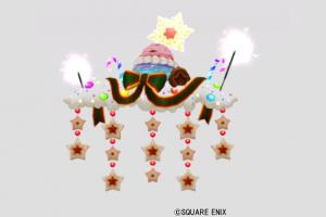 クリスマスお菓子飾り