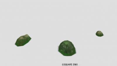 おもちゃの岩