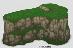 おもちゃの岩山