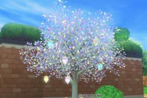 カラフルランタンの木