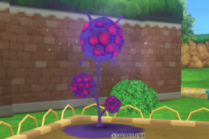 闇の領界の有毒植物