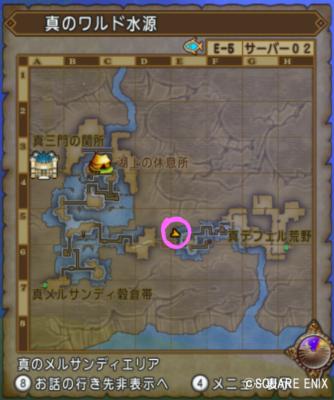 レインコート_真のワルド水源(E-5)
