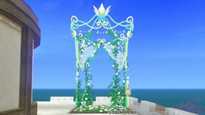 【ハウジング】庭具 > その他(庭)「モンスターのおうち・花」