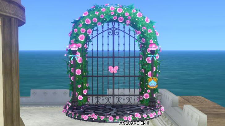 【ハウジング】庭具 > その他(庭)「モンスターのおうち・夢」