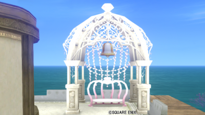 【ハウジング】庭具 > その他(庭)「幸せの鐘」