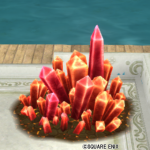 【ハウジング】庭具 > その他(庭)「炎の領界の鉱石」