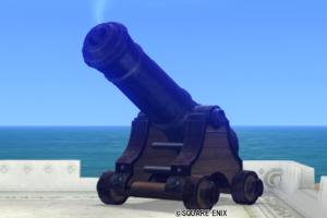 【ハウジング】庭具 > その他(庭)「古グランゼドーラの砲台」