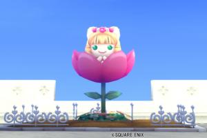 【ハウジング】庭具 > その他(庭)「プク姫様つきの畑」