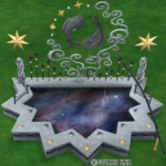 【ハウジング】庭具 > その他(庭)「星空の釣り堀」