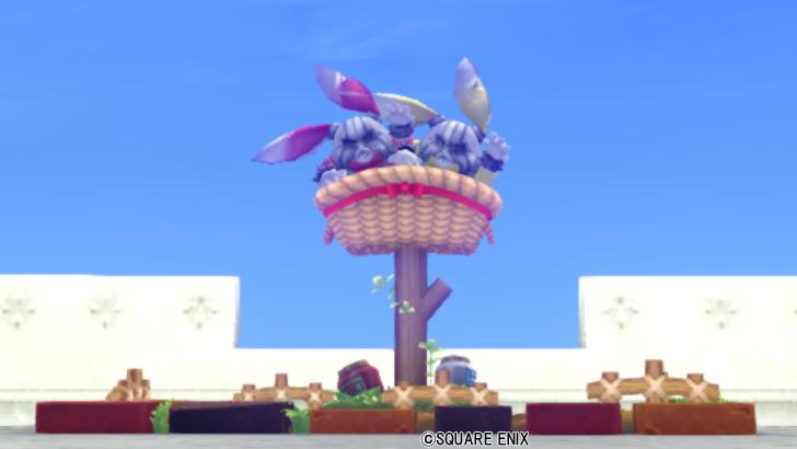 【ハウジング】庭具 > その他(庭)「いたずらウサギの畑」