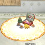 【ハウジング】庭具 > その他(庭)「プクリポお花見セット」