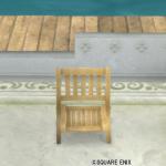 【ハウジング】庭具 > その他(庭)「デッキチェア」